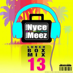 Gregg Nyce Lunchbox Mix Vol. 13