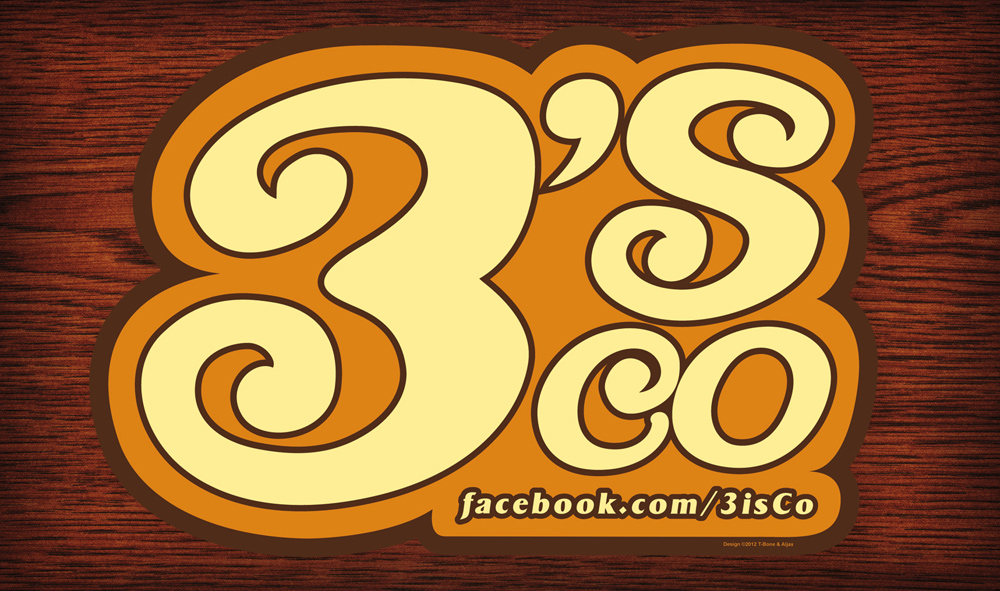 3's Co. 2012 Summer front