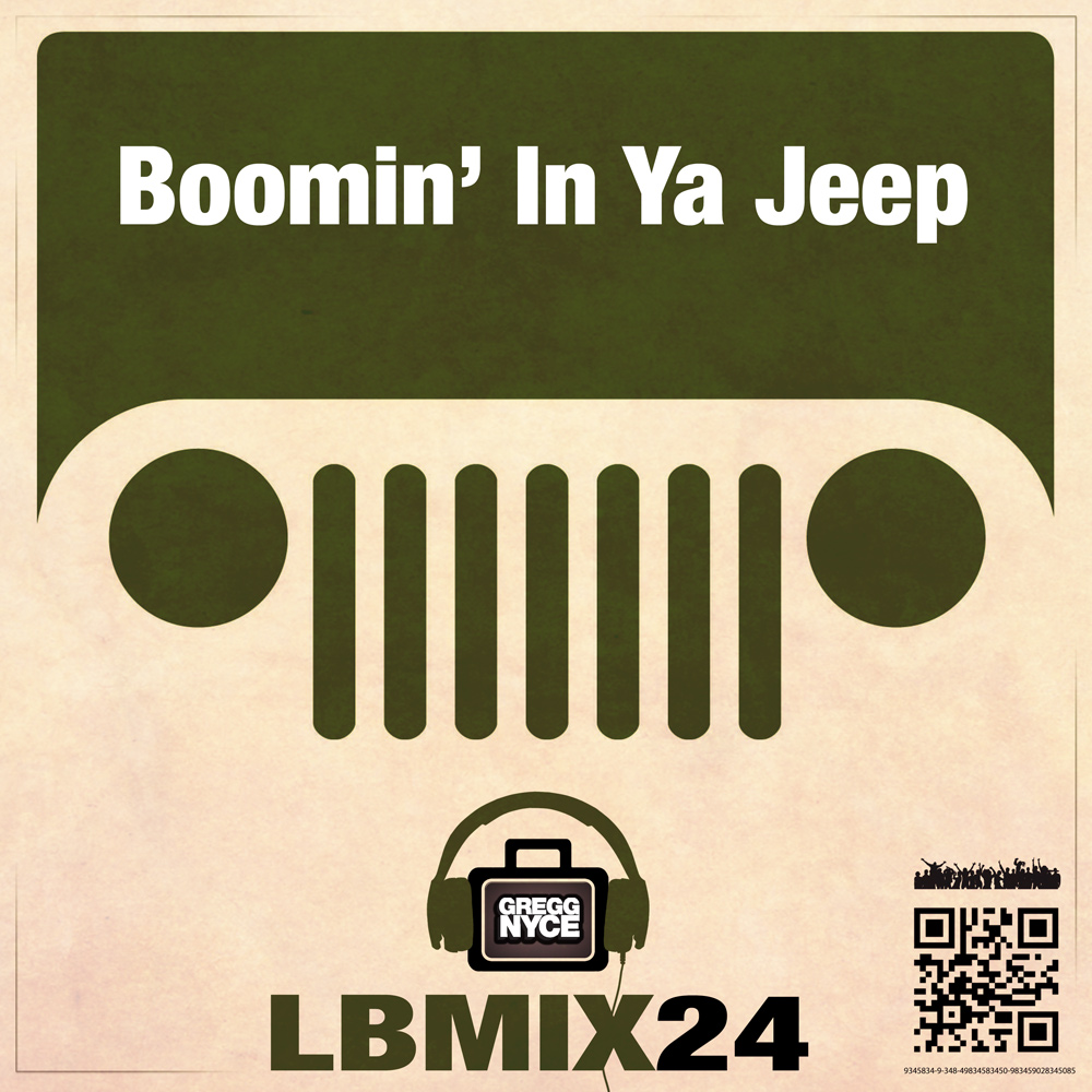 Gregg Nyce - LunchBox 24 (Boomin' In Ya Jeep)